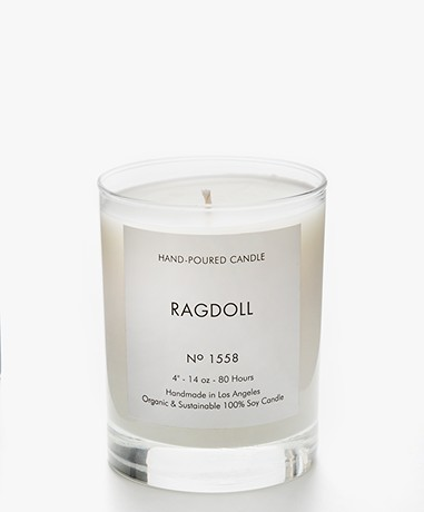 Ragdoll LA Hand-Poured 80hr Scented Candle - N° 1558