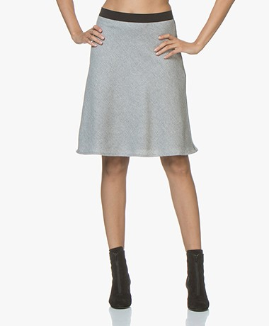 Josephine & Co Jacobus Circle Skirt - Grey