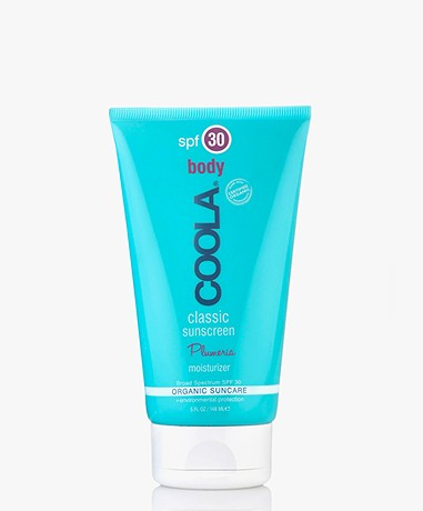 COOLA Classic Body Sunscreen SPF 30 - Plumeria