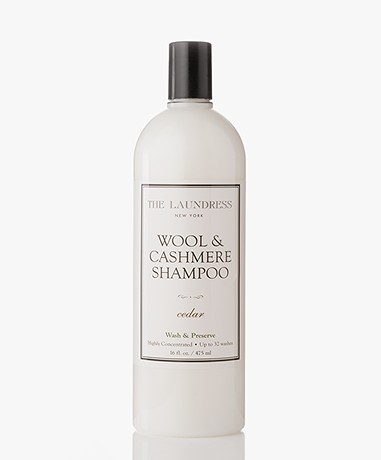 The Laundress Wool & Cashmere Shampoo Cedar - 475ml