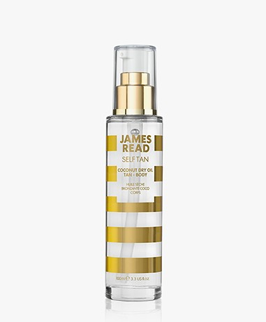 James Read Tan Coconut Dry Oil Tan Body
