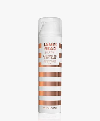 James Read Tan Sleep Mask Tan Body - Donker