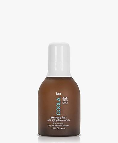 COOLA Organic Sunless Tan Anti-Aging Face Serum - Piña Colada