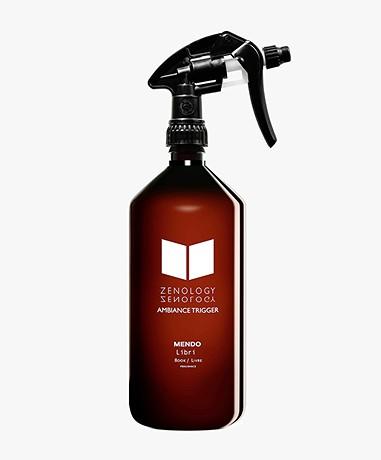 Zenology Ambiance Trigger Spray Libri by Mendo - Libri 1000ml