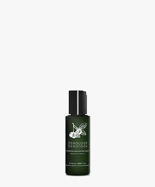 Zenology Hand & Body Balm - Mandarin Green Tea 50ml