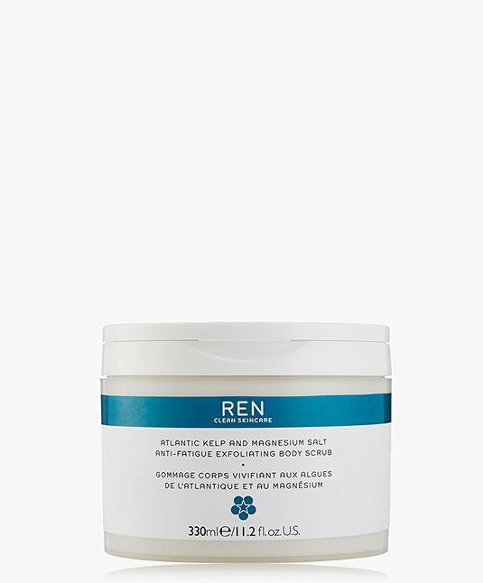 REN Clean Skincare Atlantic Kelp and Magnesium Body Scrub