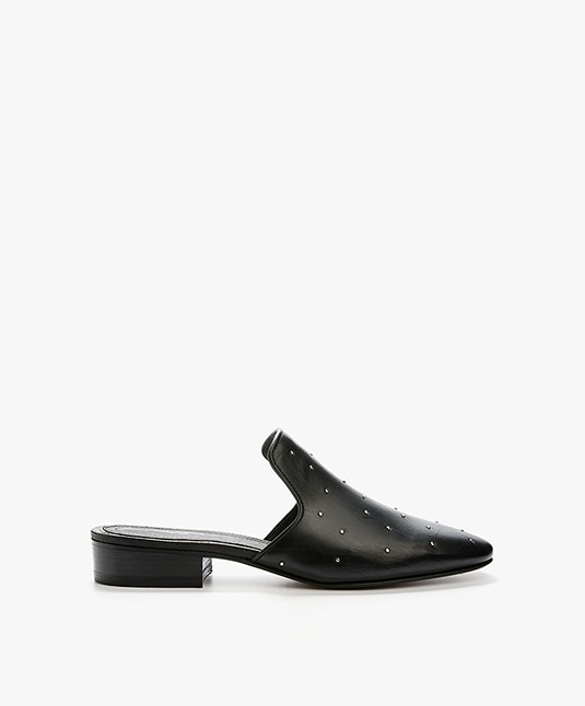 e2926c9b33c Home  »  shoes  »  loafers · Rag   Bone. Luis Loafer Mules Black