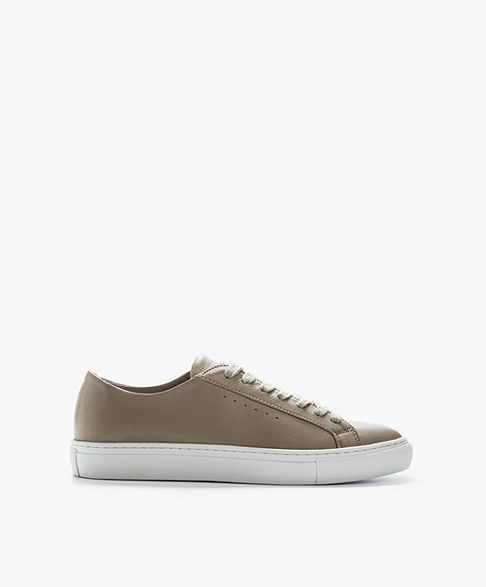 Filippa K Kate Low Sneakers - Khaki Green