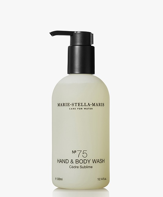 Marie-Stella-Maris Hand & Body Wash - No.75 Cedre Sublime