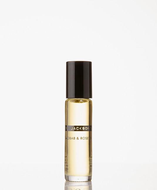 Dr Jackson's Baobab & Rose Oil - 10mL