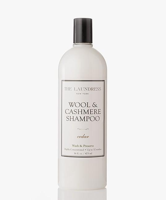 The Laundress Wool & Cashmere Shampoo Cedar - 475ml