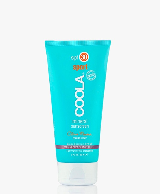 COOLA Face Sunscreen Sport SPF 30 - Citrus Mimosa
