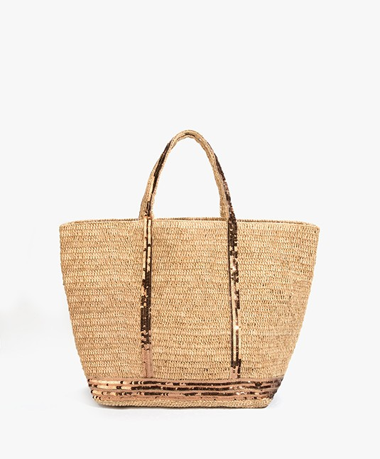 Vanessa Bruno Cabas Grand Shopper - Caramel