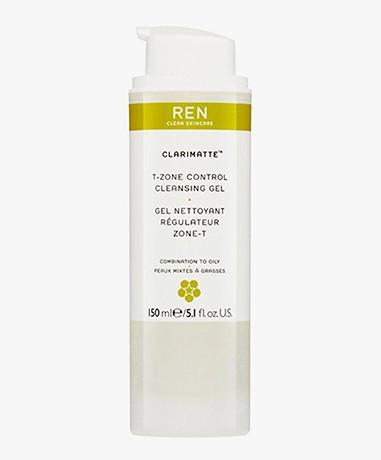 REN Clean Skincare Clarimatte T-zone Control Cleansing Gel