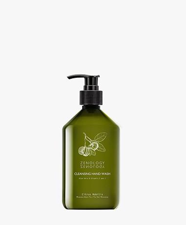 Zenology Cleansing Hand Wash Mandarin Green Tea - Citrus Nobilis