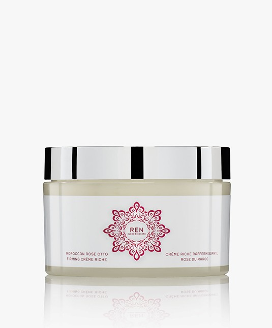 REN Clean Skincare Moroccan Rose Otto Firming Creme