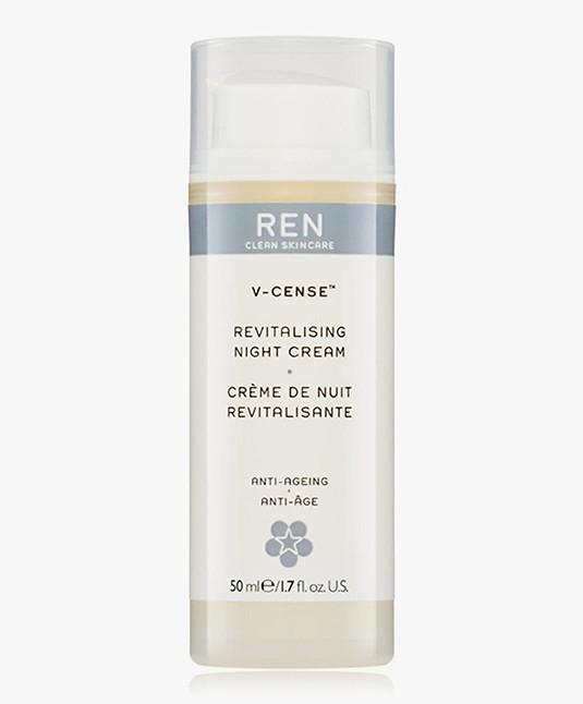 REN Clean Skincare V-Cense Revitalising Night Cream