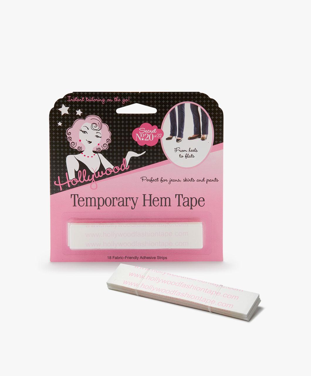 hollywood fashion secrets temporary hem tape hfs 10081 clear. Black Bedroom Furniture Sets. Home Design Ideas