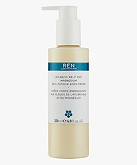 REN Clean Skincare Atlantic Kelp and Magnesium Body Cream - 200ml