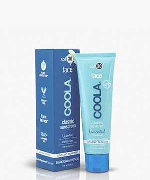 COOLA Classic Face Sunscreen SPF 30 - Unscented