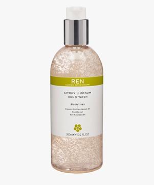 REN Clean Skincare Citrus Limonum Hand Wash - Alle Huidtypes