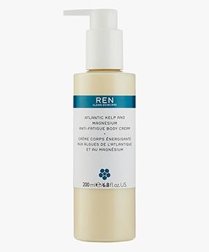 REN Clean Skincare Atlantic Kelp and Magnesium Body Cream - 200ml