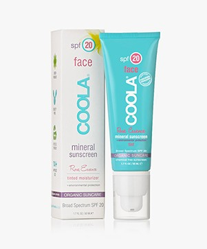 COOLA Mineral Face Sunscreen SPF 32 - Rose Essence