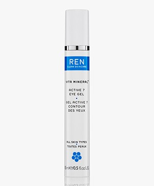 REN Clean Skincare Vita Mineral Active 7 Eye Gel