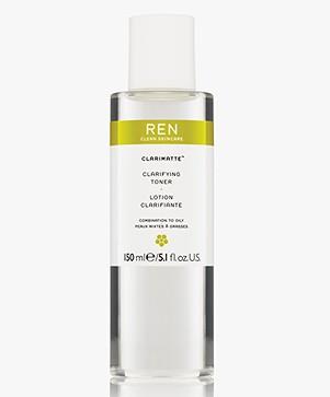 REN Clean Skincare Clarimatte Clarifying Toner