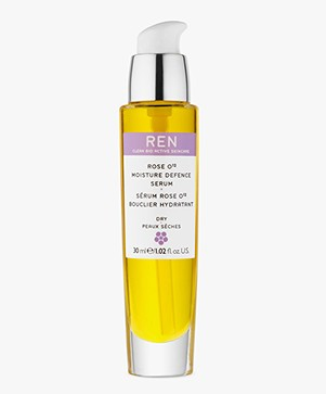REN Clean Skincare Rose O¹² Moisture Defence Oil