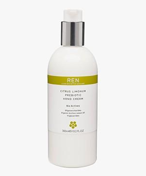 REN Clean Skincare Citrus Limonum Hand Cream