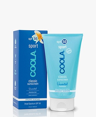 COOLA Classic Sport Sunscreen SPF 50 - Unscented