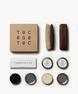 Tangent GC Large Shoe Care Set