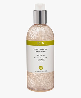 REN Clean Skincare Citrus Limonum Hand Wash - All Skin Types