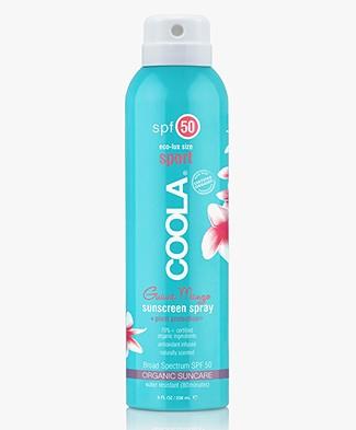 Coola Body Sunscreen Spray SPF 50 Guava Mango 236ml