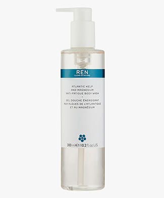 REN Clean Skincare Atlantic Kelp and Magnesium Body Wash - 300ml