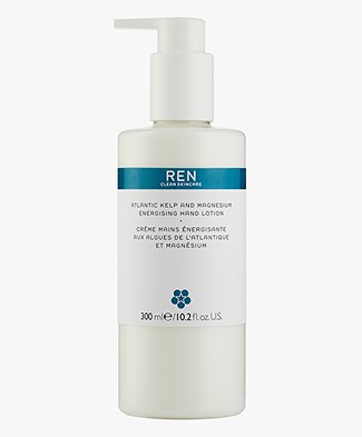 REN Clean Skincare Atlantic Kelp and Magnesium Hand Lotion - 300ml