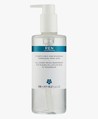 REN Clean Skincare Atlantic Kelp and Magnesium Hand Wash - 300ml