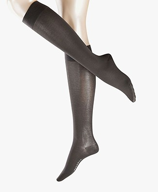 FALKE Cotton Touch Socks - Antracite