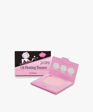 Hollywood Fashion Secrets Oil Blotting Tissues