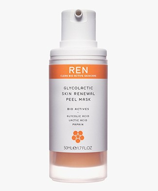 REN Clean Skincare Glycolactic Radiance Renewal Mask