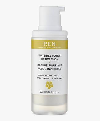 REN Clean Skincare Clarimatte Invisible Pores Detox Mask