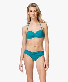 Calvin Klein Bandeau Bikinitop - Harbour Blue