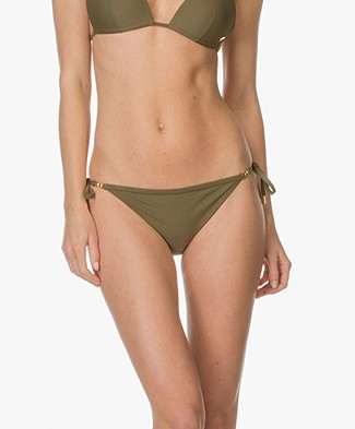 Calvin Klein String Side Tie Bikini Briefs