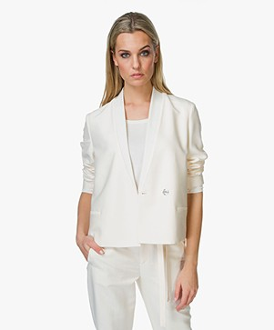 Filippa K Abbey Blazer - Ginger
