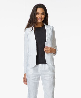 Majestic Blazer in Cotton and Linen
