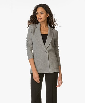 Repeat Jersey Blazer