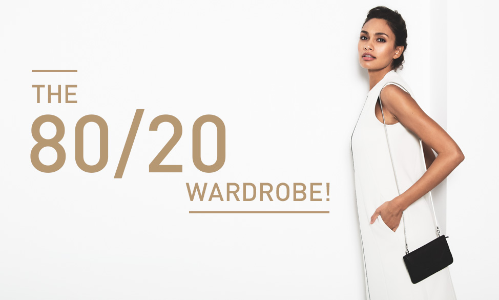 How to: the 8020 wardrobe! Blog | Perfectly Basics