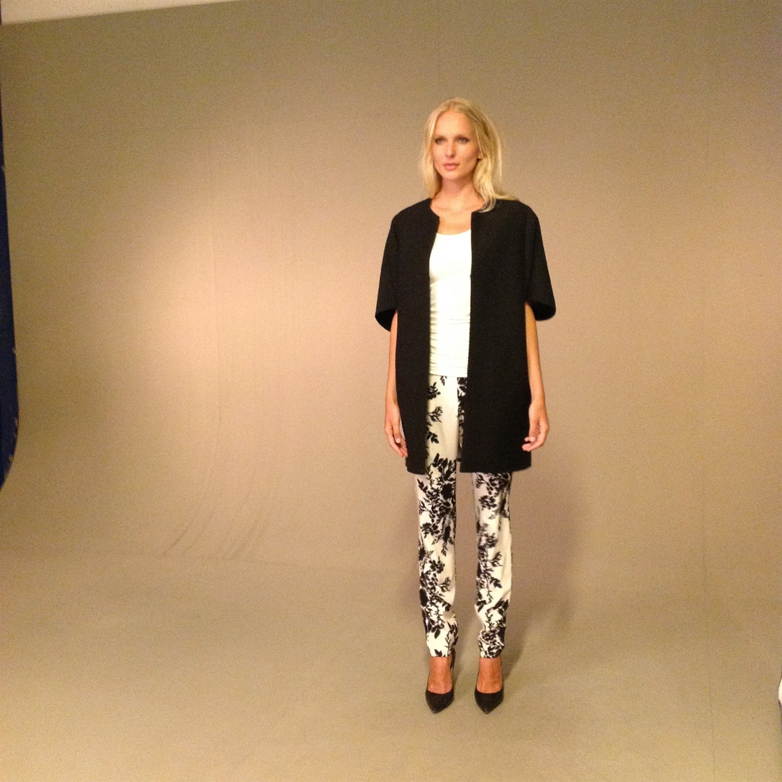 Jas & Broek By Malene Birger l Top Charli