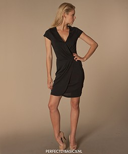 Filippa K Crepe Pleat Dress